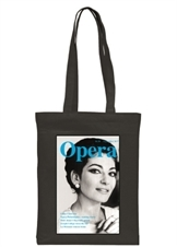 Opera Magazine Shopper Bag