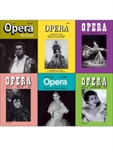Opera Greeting Cards
